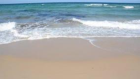 Verpletterende golven stock video