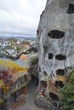 Verrücktes Haus Dalat Lizenzfreies Stockfoto