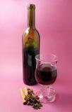 Verrührter Wein Stockbilder