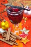 Verrührter Wein Lizenzfreie Stockfotos