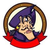 Verraderlijke Piraat Stock Illustratie