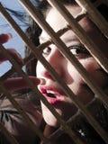 Verrast meisje Stock Fotografie