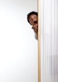 Verraste Snoop Stock Fotografie