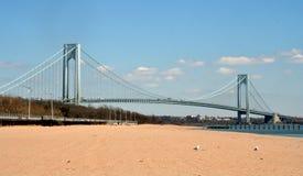 Verrazano†«суживает мост Стоковое Изображение