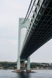 Verrazano Bridge at Angle Stock Photo