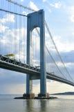 Verrazano Bridge - New York City Stock Photo