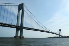 Verrazano most w Nowy Jork Fotografia Stock