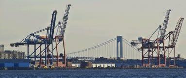 Verrazano Narrows Bridge Stock Photography