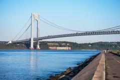 Verrazano Narrows Bridge Stock Images