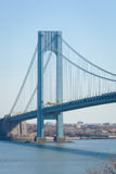 Verrazano-Narrows Bridge Royalty Free Stock Image