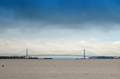 Verrazano-Narrows Bridge. Verrazano Narrows Bridge New York stock photography