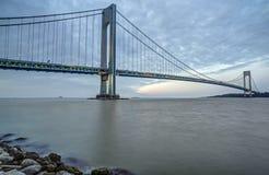 Verrazano–Narrows Bridge Stock Photography
