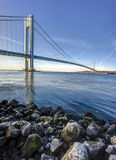 Verrazano–Narrows Bridge Stock Image
