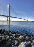 Verrazano–Narrows Bridge Stock Image