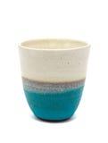 Verre à boire japonais de saké photo stock