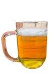 Verre de bière 0,5 Image stock