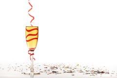 Verre de Champagne Image stock
