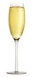 Verre de champagne Image libre de droits
