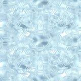Verre 1 de glace Image libre de droits