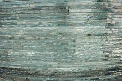 Verre de texture mosaïque La composition du verre Photographie stock