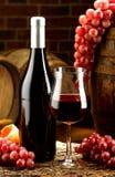 Verre de vin Photos libres de droits