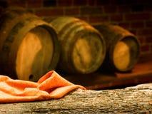 Verre de vin Photographie stock libre de droits