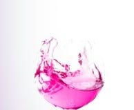 Verre de vin Photo libre de droits