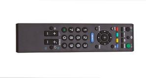 Verre TV Stock Afbeelding