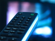 Verre TV Stock Afbeeldingen