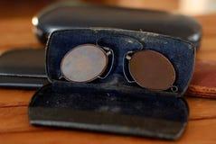 Verres d'oeil de Pince Nez photo libre de droits