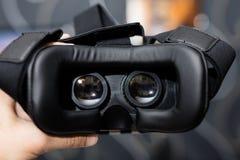 Verres de la réalité virtuelle VR Photo stock