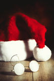 Verres de Santa Photographie stock
