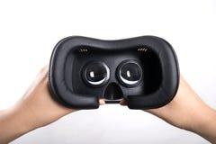 Verres de VR Images libres de droits