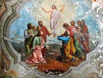 Verrijzenis van Christus royalty-vrije stock foto