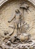 Verrijzenis van Christus royalty-vrije stock afbeeldingen