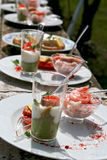 Verrine Royalty Free Stock Images