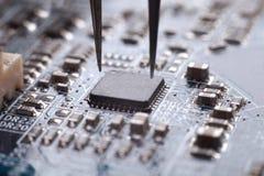 Verro del circuito immagini stock