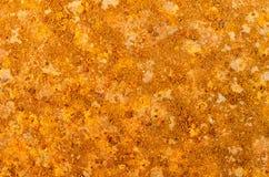 Verrosten orange metallischer Hintergrund lizenzfreie stockfotos
