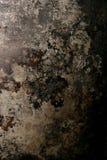Verrosteter Metallstrukturierter Hintergrund Stockbilder