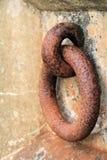 Verrosteter Ring Lizenzfreies Stockfoto