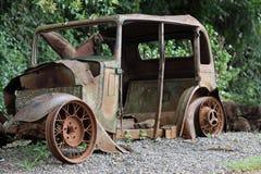 Verrostetes Auto Lizenzfreies Stockfoto
