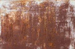 Verrostetes Metall Stockbild