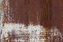 Verrostetes Metall Lizenzfreies Stockfoto