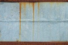 Verrostetes Metall Lizenzfreies Stockbild