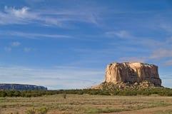 Verrukte Mesa, New Mexico, de V.S. stock foto