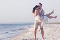 Verry happy couple Stock Image