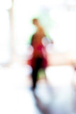 Versão artística de uma menina de dança Imagem de Stock Royalty Free