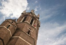 Versão 2 da igreja anglicana Fotos de Stock