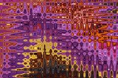 Versões das ilustrações em cores diferentes Foto de Stock Royalty Free