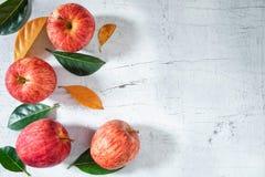 Vers appelfruit stock foto's